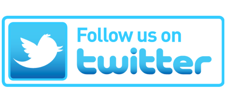 Like us on Twitter