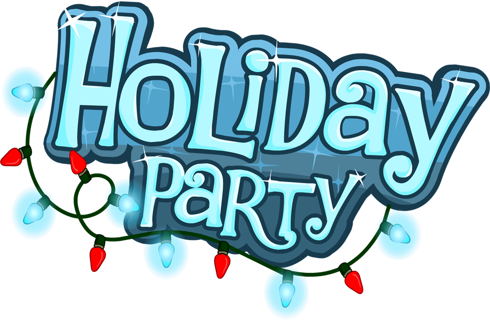 Holiday Party Schedule