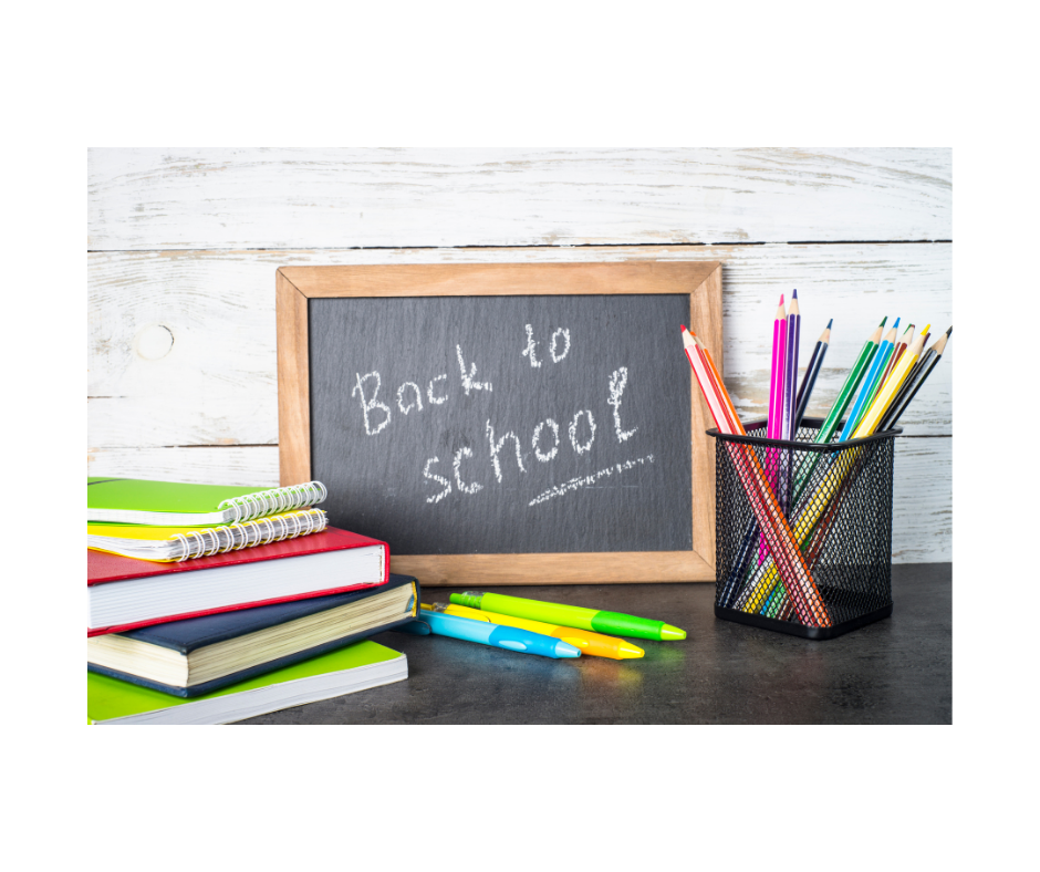 10 Ways to be Prepared for Back to School