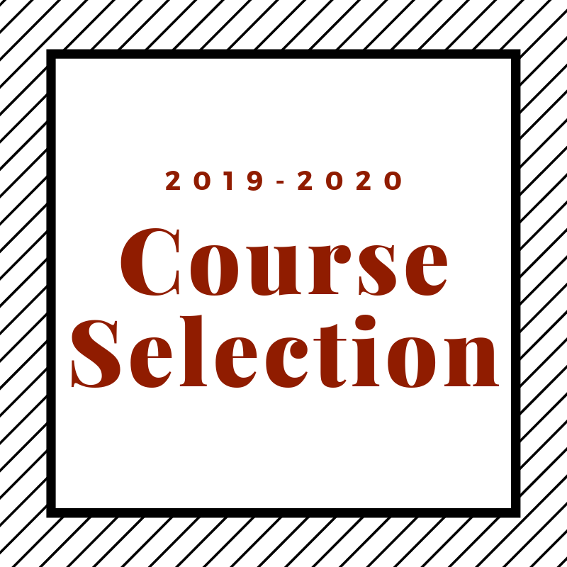 2019-2020 Course Selection Guide