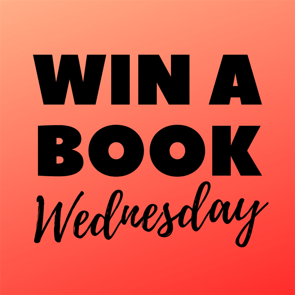 win a book wednesday graphic
