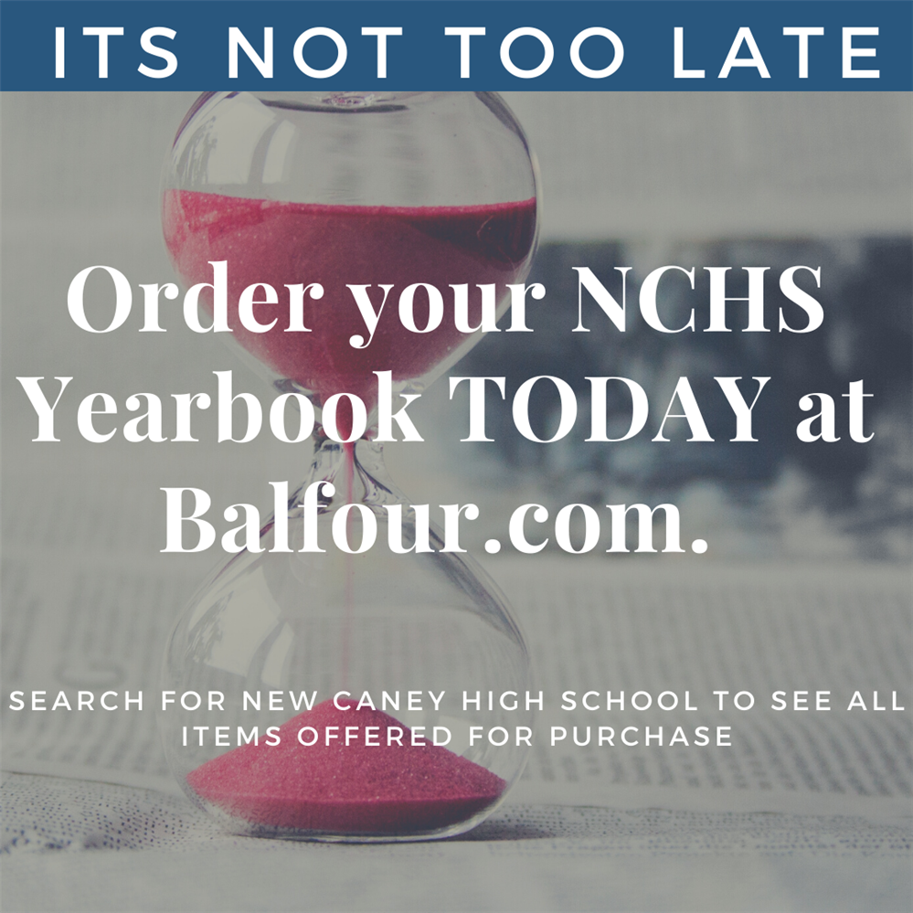 NCHS Yearbooks