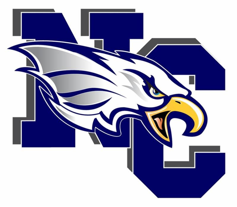 New Caney Eagle Head Logo