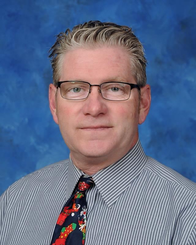 Mr. Paul Froman- Assistant Principal: House of Engineering and Agriculture, Campus Behavior Coordinator