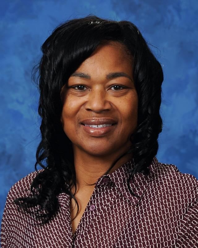 Ms. Zina Robinson- Assistant Principal: House of Health Sciences and Education, Campus Behavior Coordinator