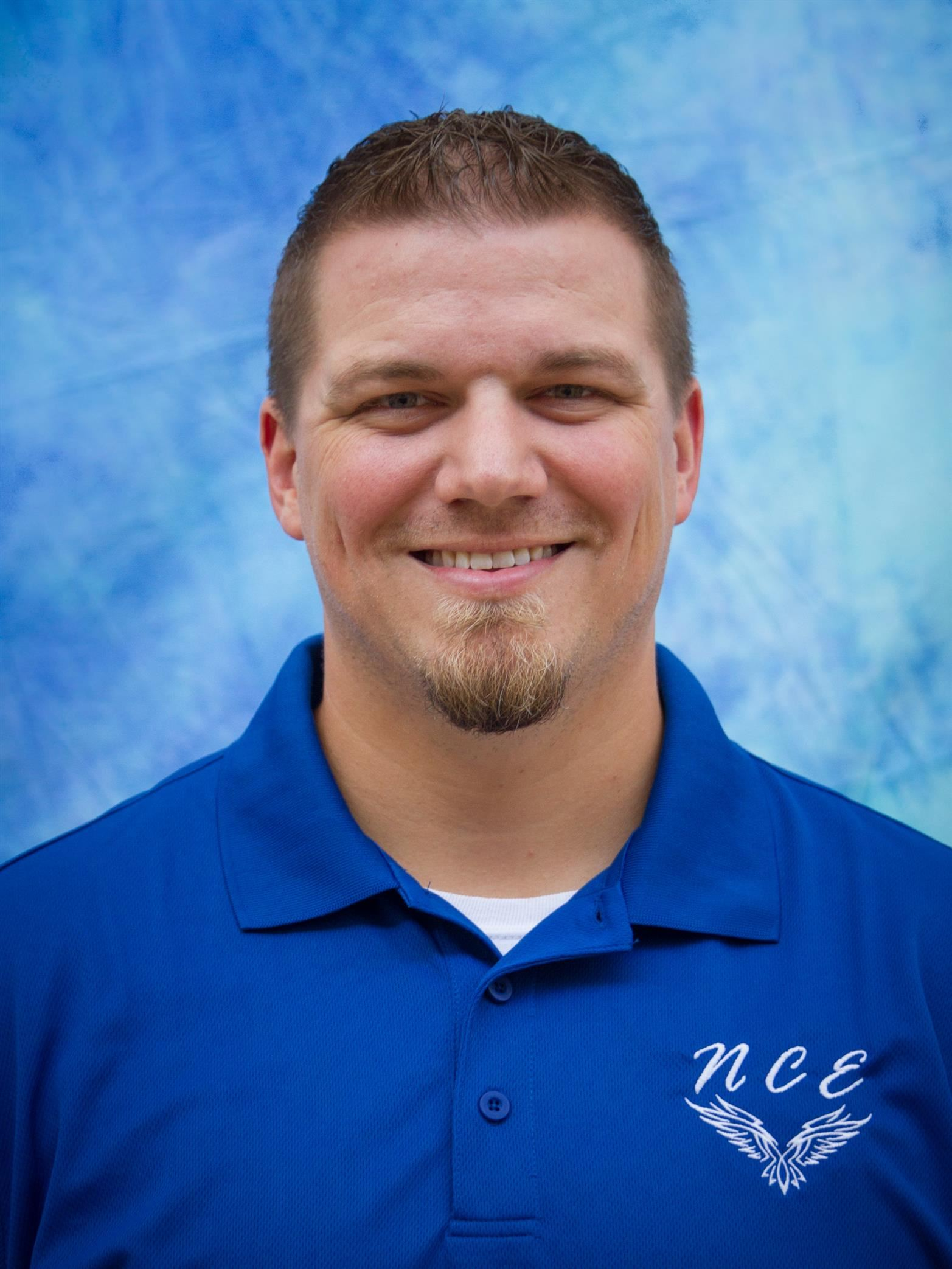 Mr. Andrew Kruger - Assistant Principal - Campus Behavior Coordinator