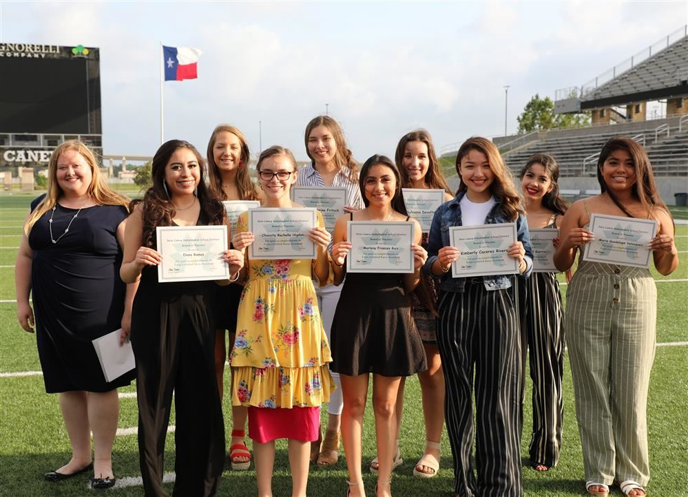 students advancing to state and nationals