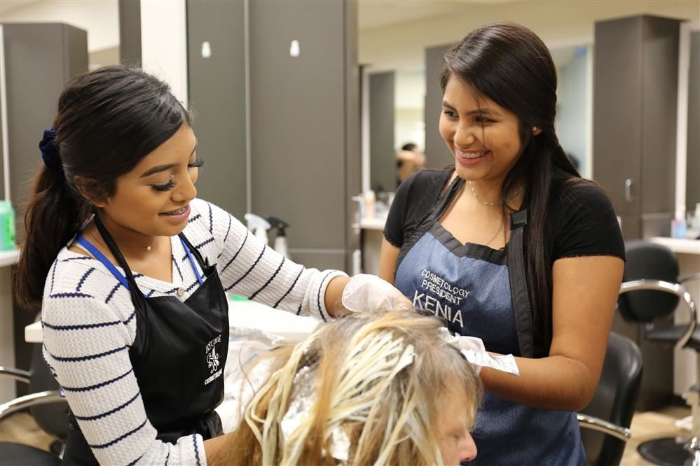 New Caney High School Cosmetology Program