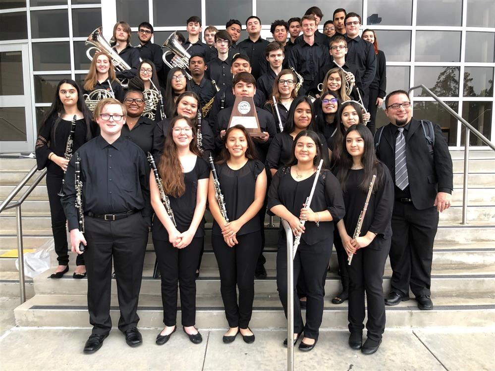 Porter High School bands earn sweepstakes