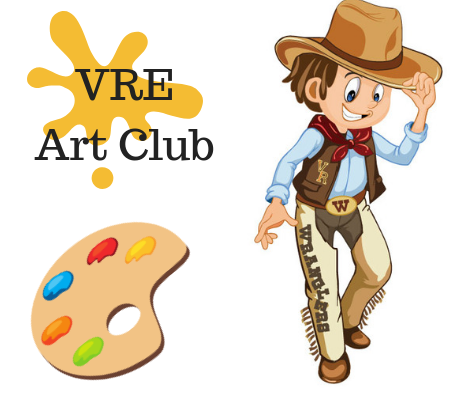 VRE Art Club Picture