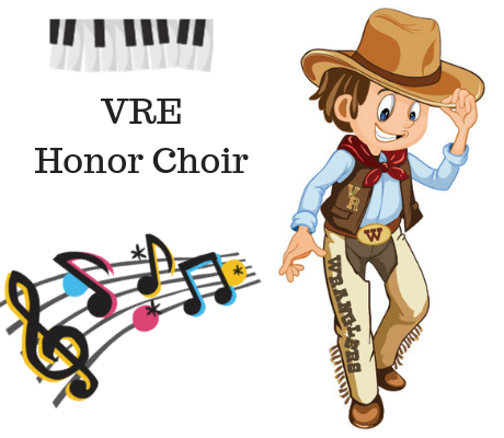 VRE Honor Choir