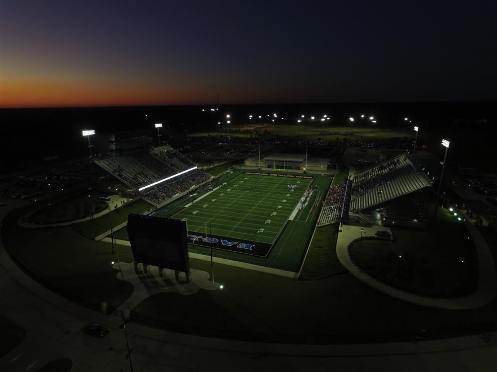 Texan Drive Stadium