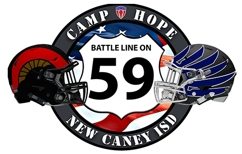 Battle Line on 59 Camp Hope Logo