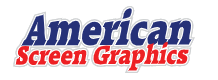 American Screen Graphics Logo