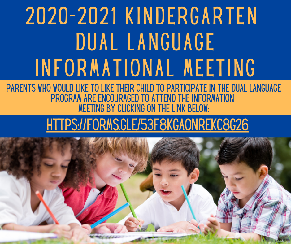 Kindergarten Dual Language