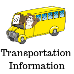 Transportation Changes